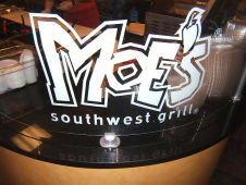 Review Of Moe S Southwest Grill In Ithaca Ny By Ithaca